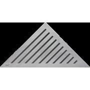 Решітка Alcaplast GRACE для кутового жолоба ARZ1