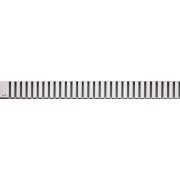 Решітка Alcaplast LINE для жолоба APZ12, APZ1, APZ4